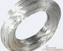 Проволока стальная низкоуглеродистая общего назначения 2,0-2,2 ГОСТ 3282-74 термически необработанная, светлая