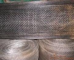 Сетка проволочная тканая с квадратными ячейками 0.63 диаметр проволоки 0,32 мм